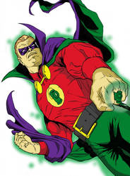 The Original Green Lantern