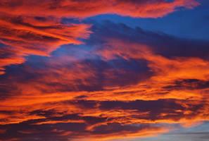 Sky 002 by danf83stock
