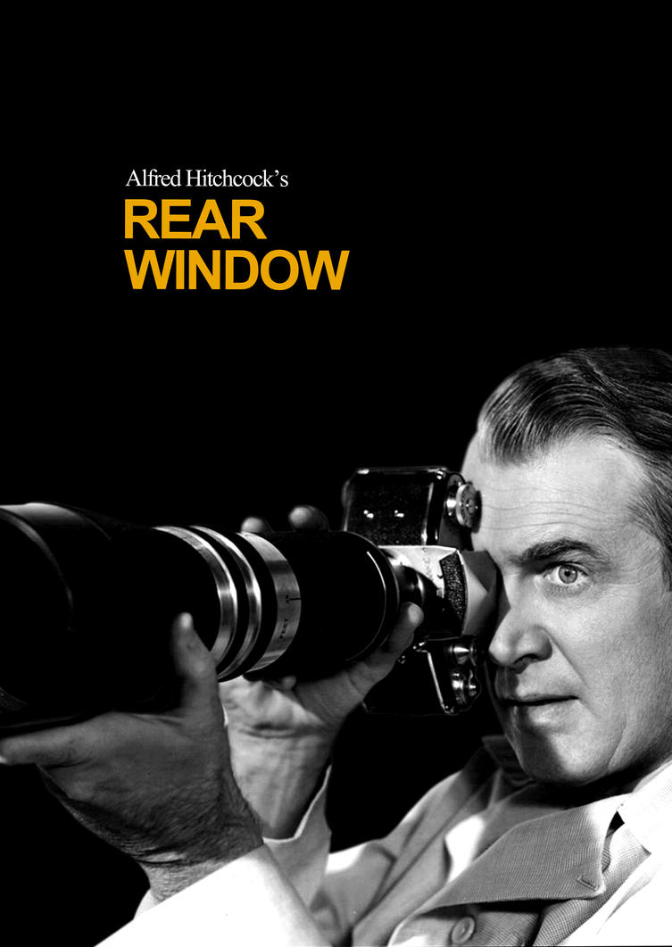 rear window by alfred hitchcock essay