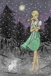 Siberian Winter by Ficklestix