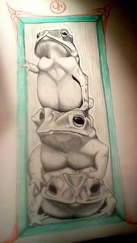 Totem toads