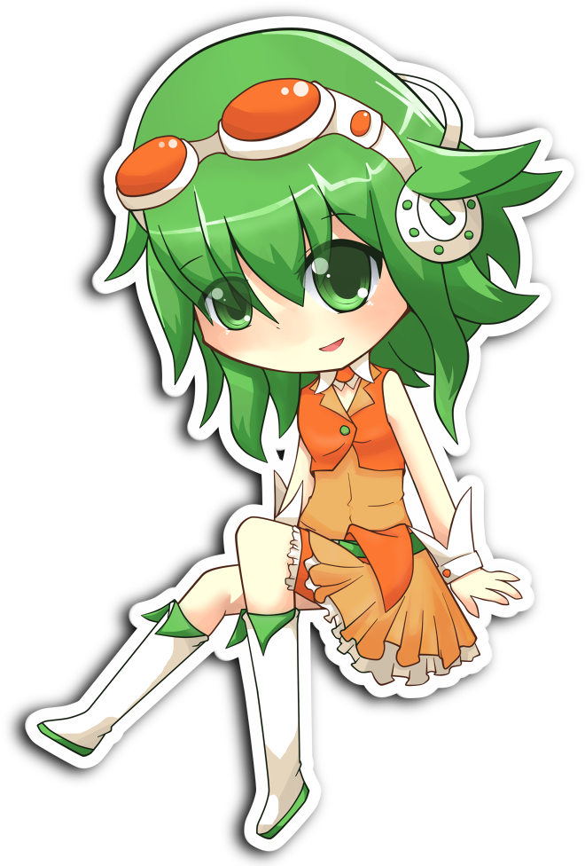 AT- Chibi Gumi by KittiRawr