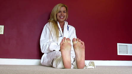 Best Of Foot Tease Vids - Dr. Lisa Marie 4 by Mydnyte-Soles
