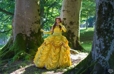 Princess Belle by BlueBlackDiamond