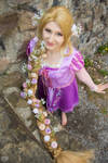 Rapunzel by BlueBlackDiamond