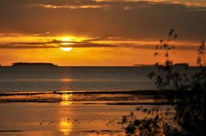Tonga sunrise by foxblood702