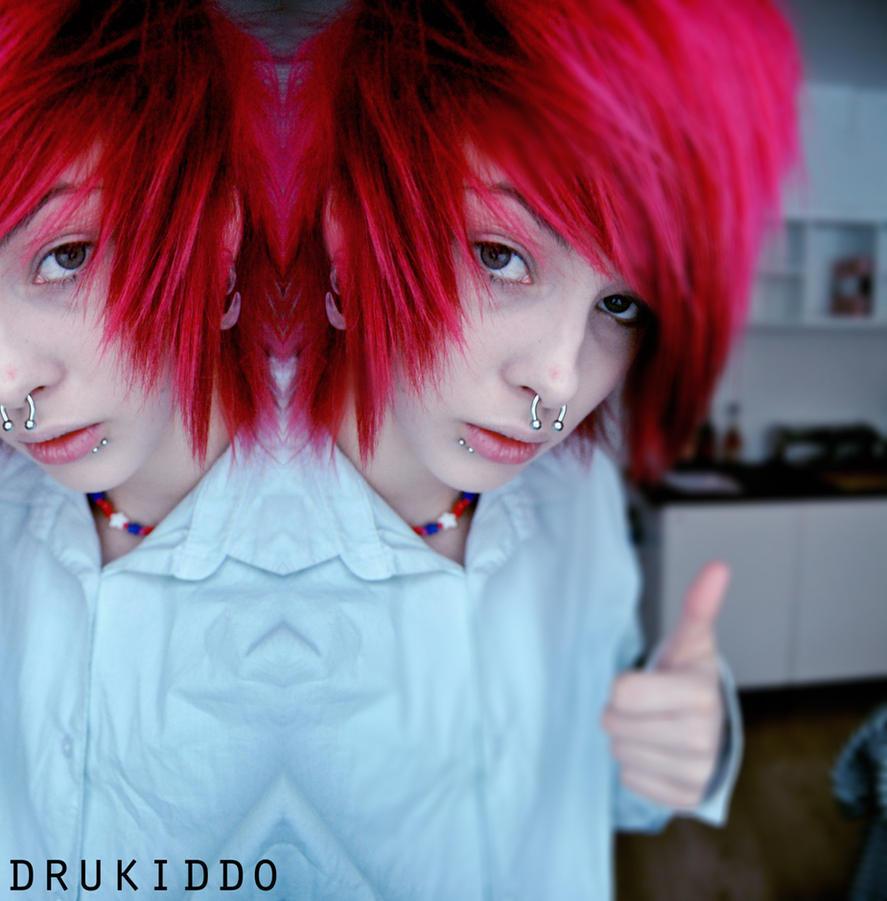 Drukiddo-Me xD- by BarbieBoii