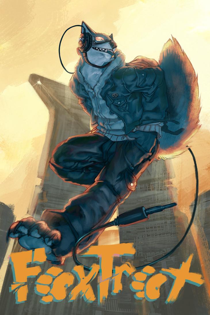 2016 Art: Foxtrot Poster by Eyrich