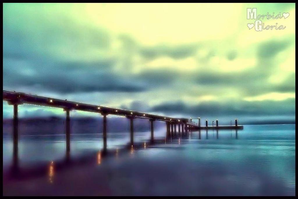 The Dock by MorbidGloria