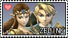Zelink Stamp by Jokersita