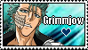 Grimmjow Stamp by Jokersita