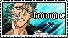 Grimmjow Stamp by Jokersita