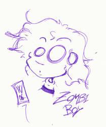 Zombi Boy O_o