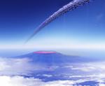 Orbital Ring over Surtur