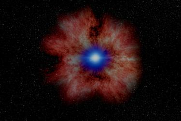 The Wolf-Rayet star Macela
