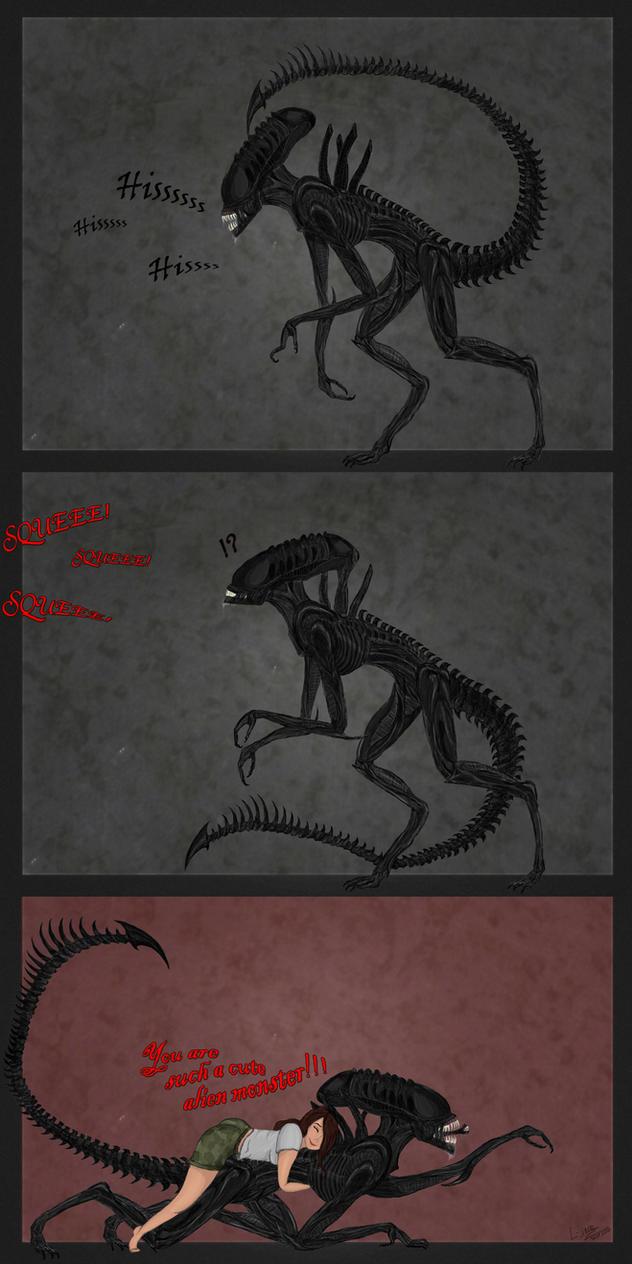 Alien tyranny by L-jare