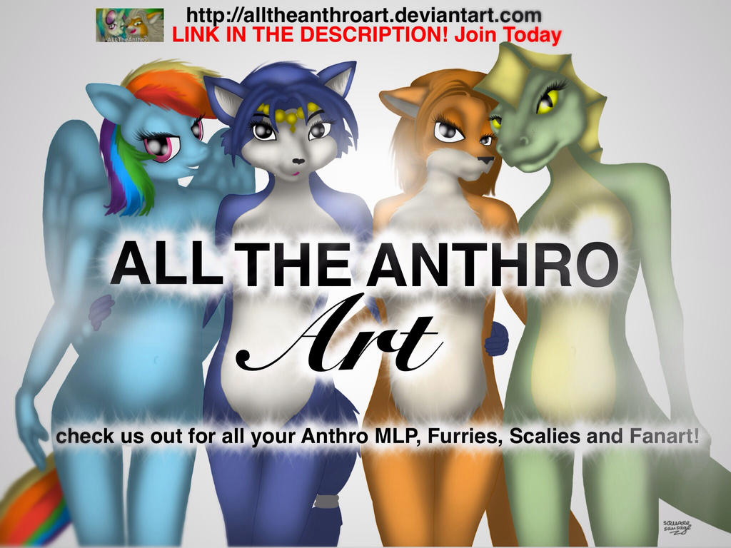 New DA Group All The Anthro Art by SquareSausage