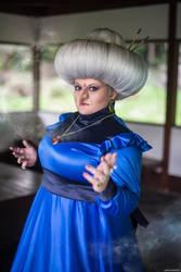 Zeniba spirited away cosplay