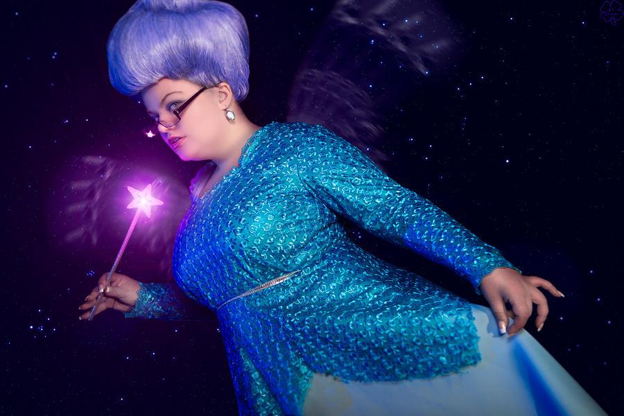 Fairy godmother Shrek magic by Matsu-Sotome