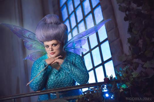 Fairy godmother villian Shrek