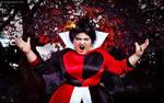 Alice in Wonderland Queen of Heatrs