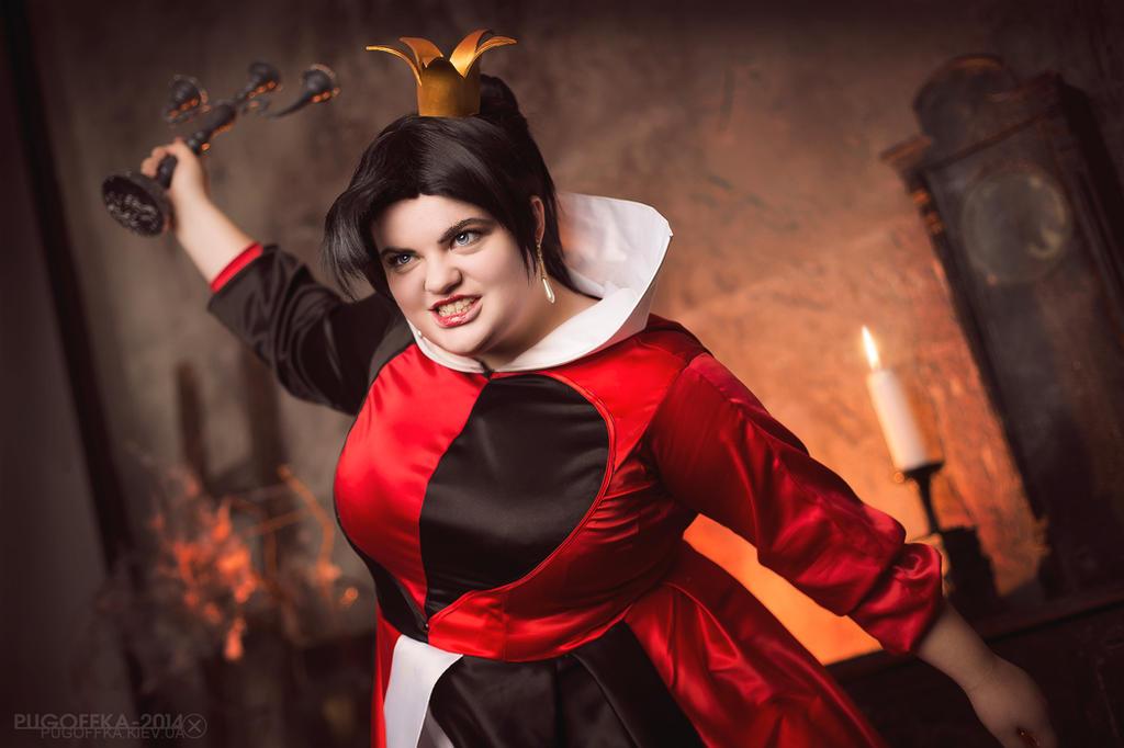 Resultado de imagen para queen of hearts disney classic cosplay
