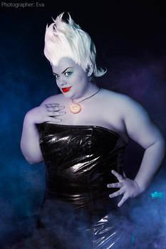 Sea witch Ursula