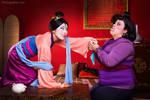 Mulan and Matchmaker - Disney