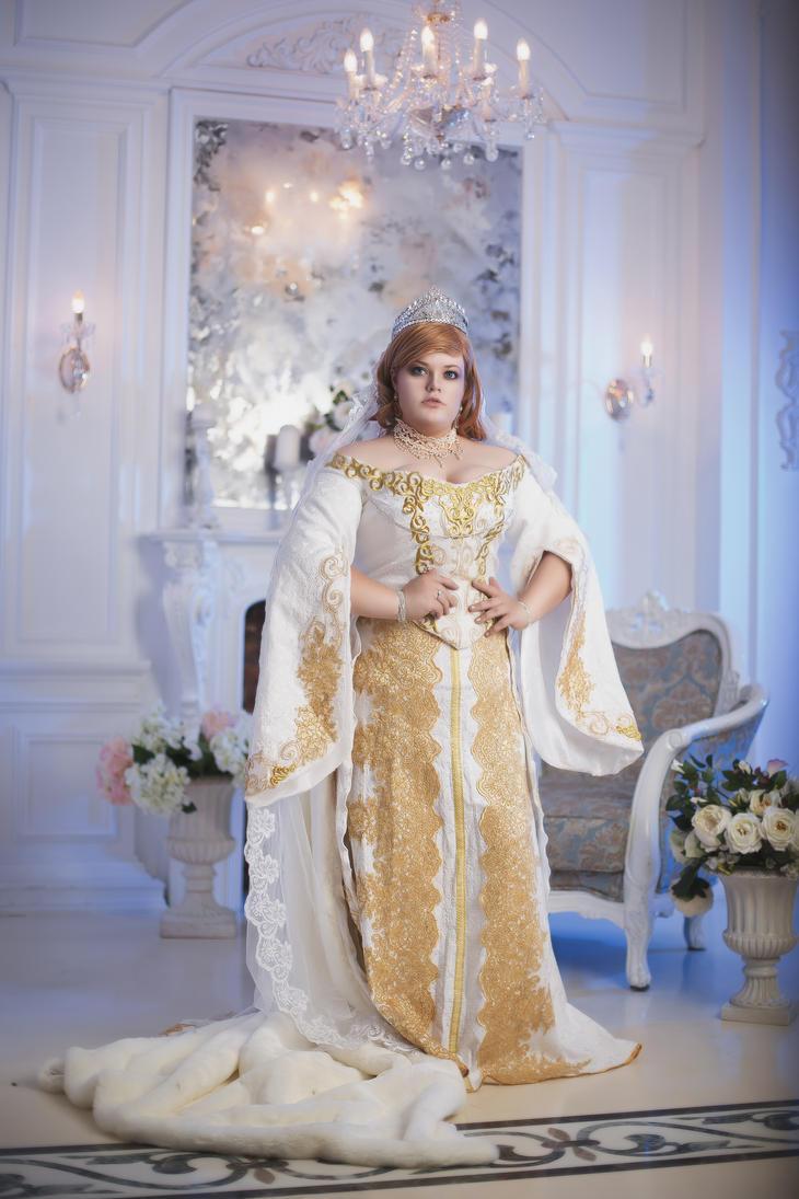 Dynasty Romanov - Alexandra Fedorovna 1 by Matsu-Sotome