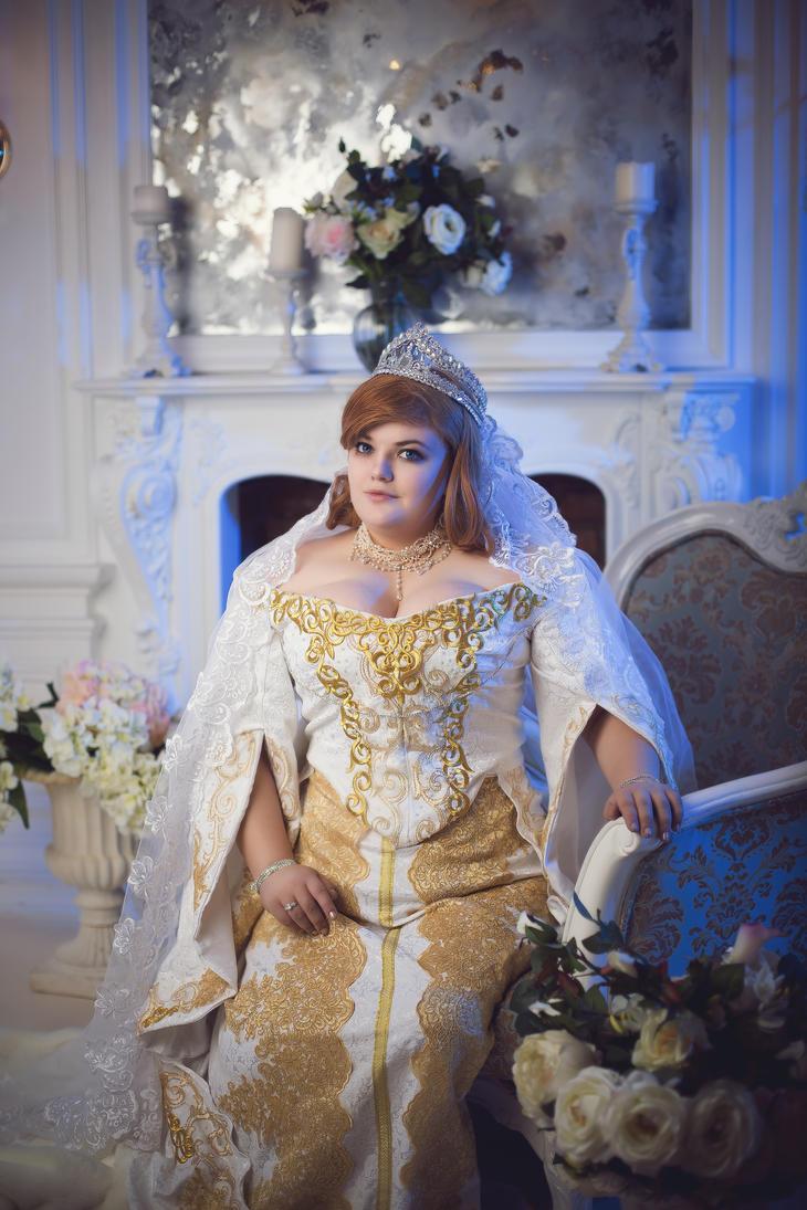 Dynasty Romanov - Alexandra Fedorovna by Matsu-Sotome