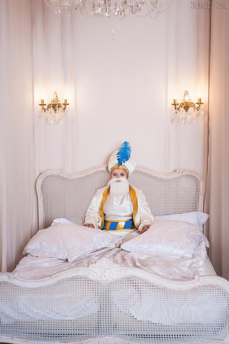 Sultan - Aladdin by Matsu-Sotome