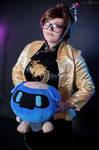 Overwatch - Mei Ling Zhou 6
