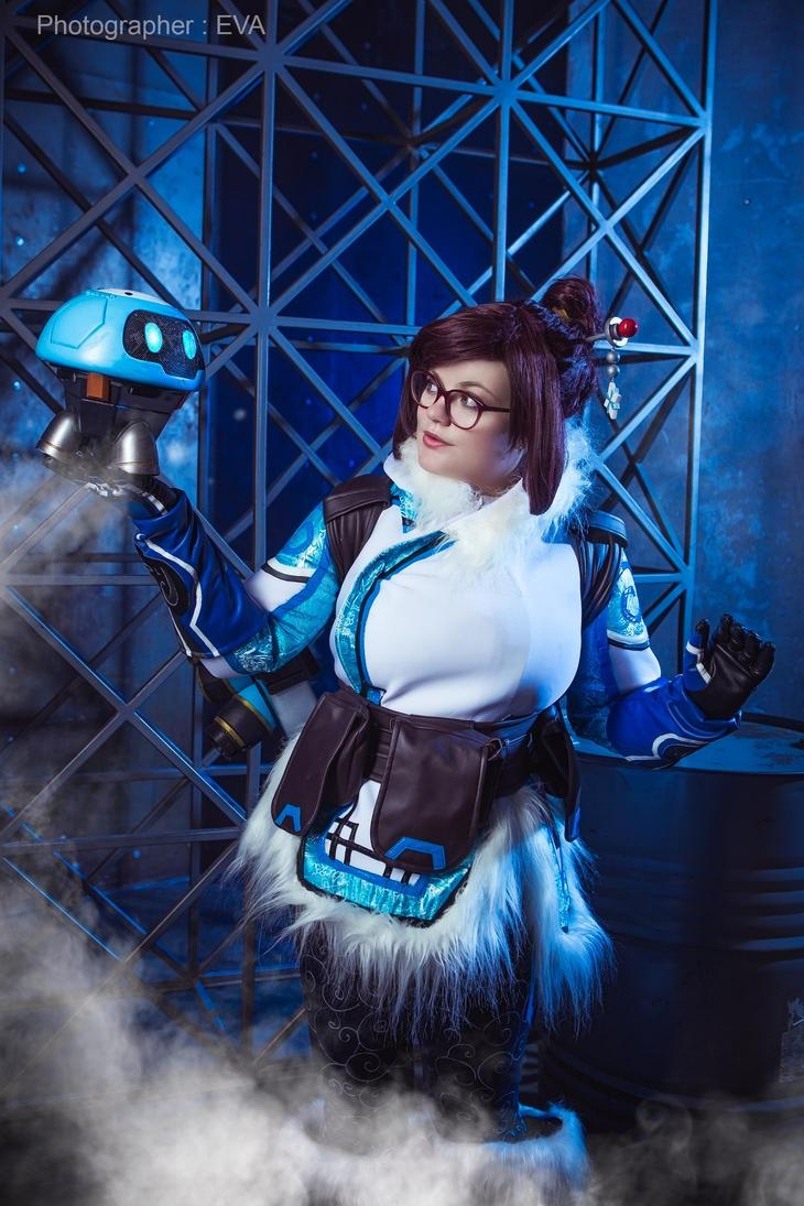 Overwatch - Blizzard - Mei Ling Zhou 4 by Matsu-Sotome