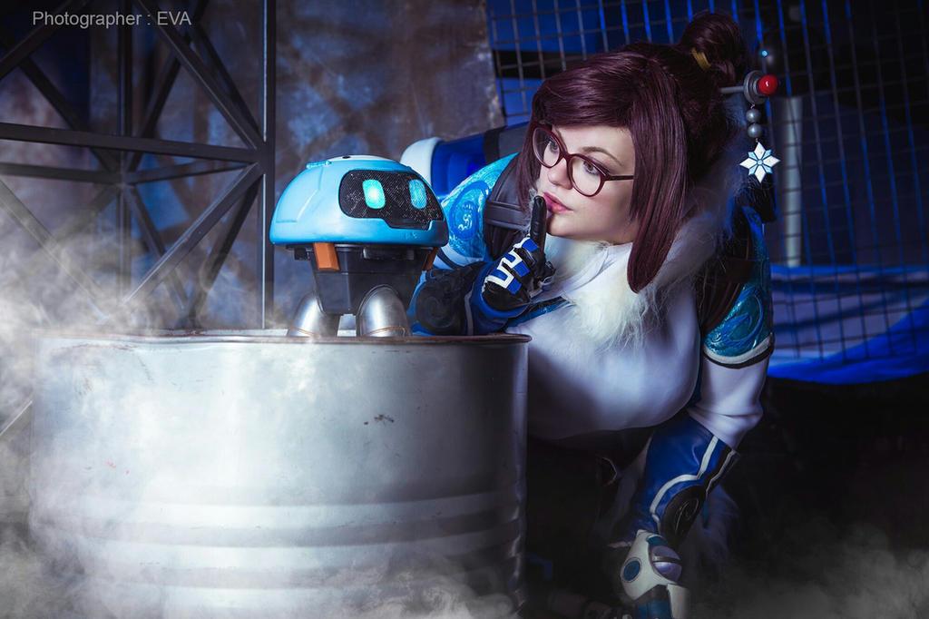 Blizzard - Overwatch Mei 8 by Matsu-Sotome