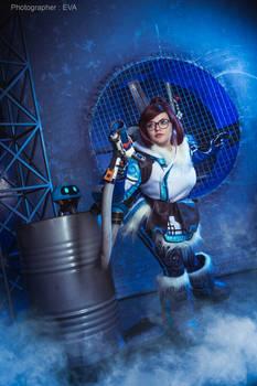 Overwatch - Blizzard - Mei Ling Zhou 5