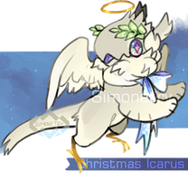 Christmas Icarus by NebNomMothership