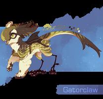 Gatorclaw by NebNomMothership