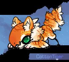 Cottontiger by NebNomMothership