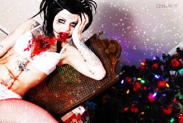 Psychotic Christmas Series by TalynStone