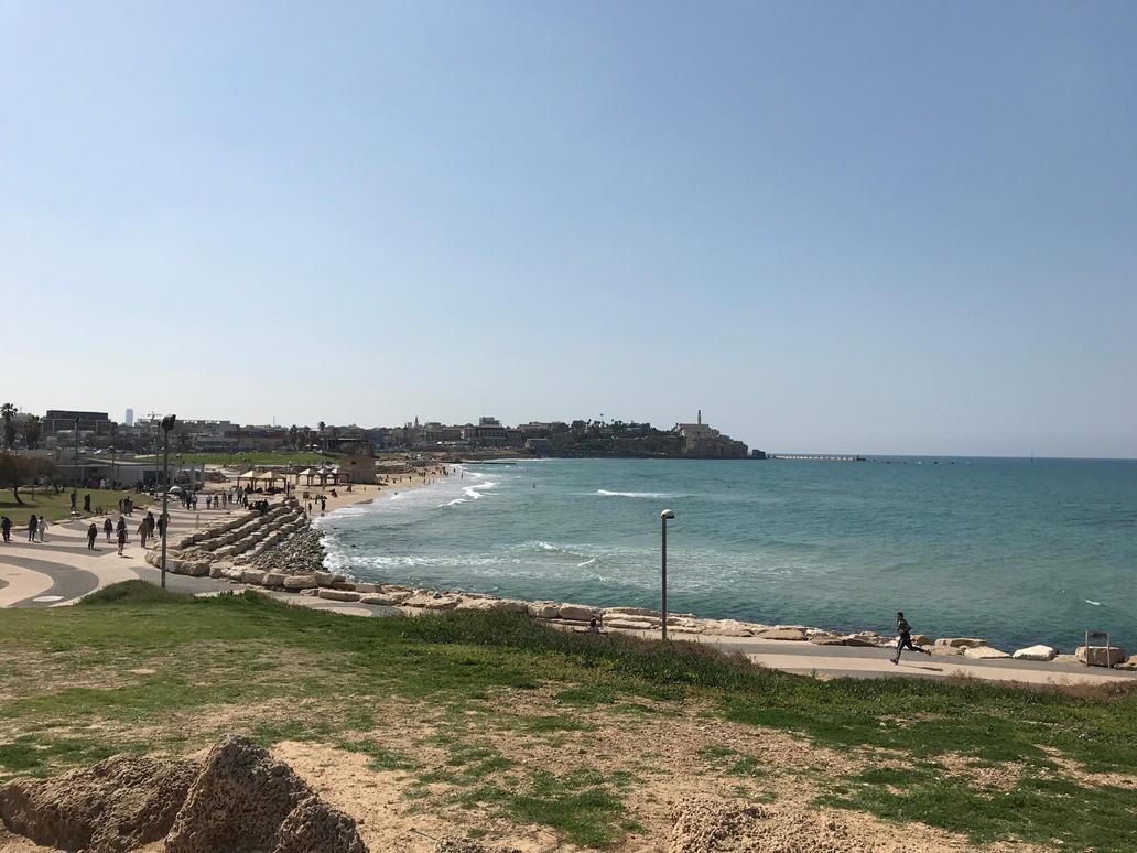 Jaffa by uxvital