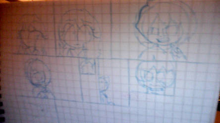 wip of a SU comic not HD for no so much spoiler