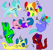 (5 pionts) Adoptables 1 (1/7 OPEN )