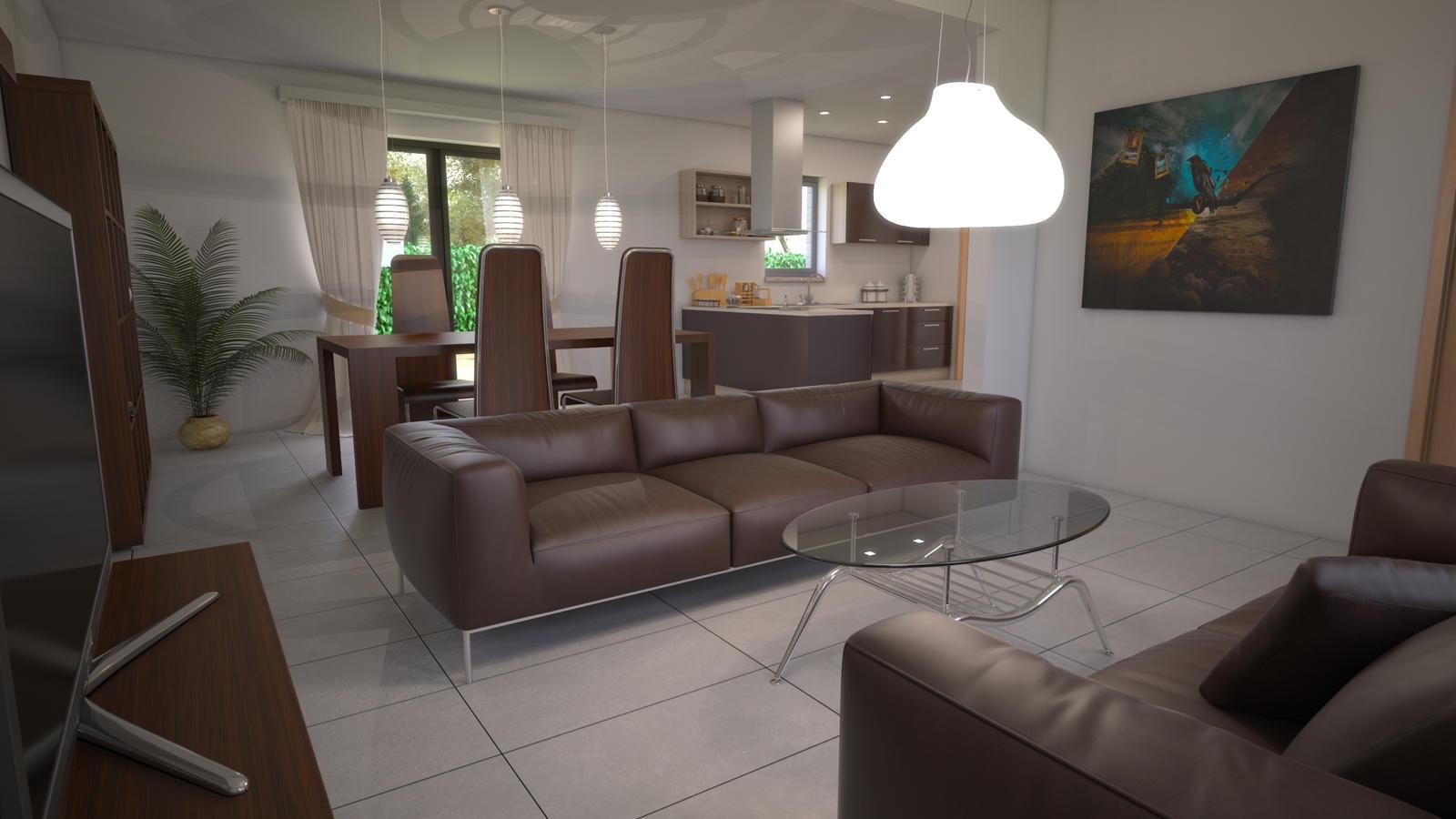 Eco4 Livingroom by bobi-z