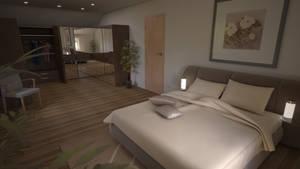 Eco3 Bedroom by bobi-z