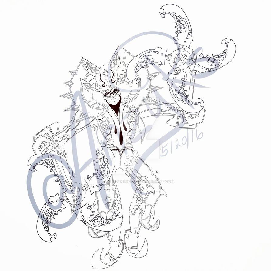 Gregorovic Runescape GW2 Boss by MuchPainInside