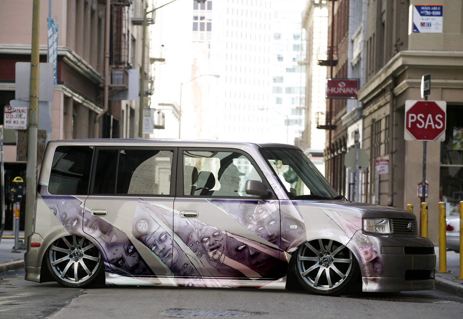 Artistra 8 4 Scion Xb   Faces By Psas