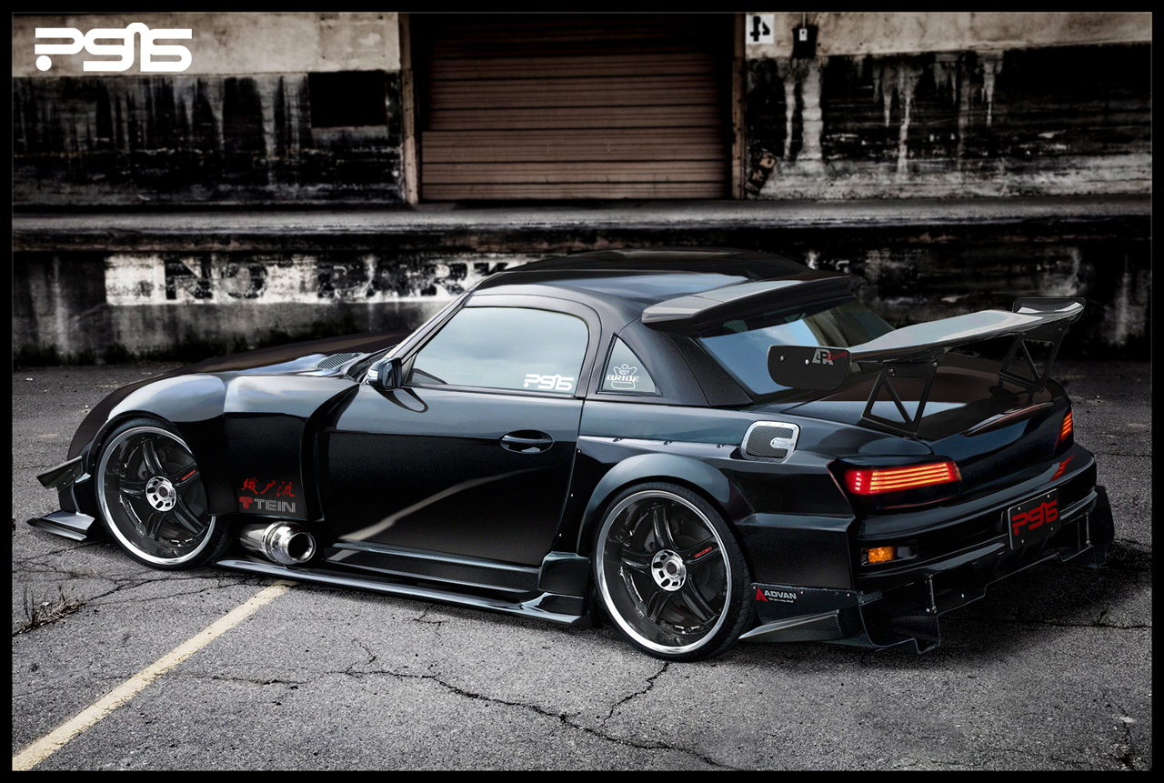 S2K 'the Plague' by psas