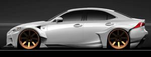 Lexus side by psas