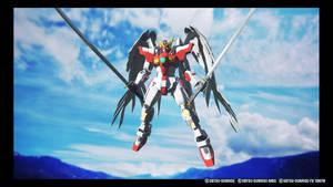 Grand Zenith Gundam by LinkHelios234