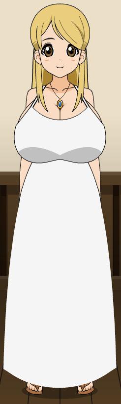 Lucy Heartfilia (Saori Kido Outfit)